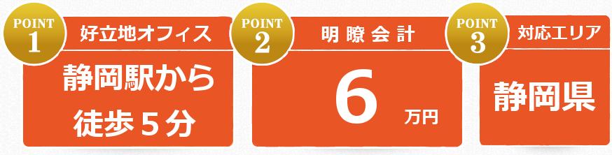 静岡駅から徒歩5分。明瞭会計。静岡県全域に対応の行政書士法人エベレスト静岡駅前事務所