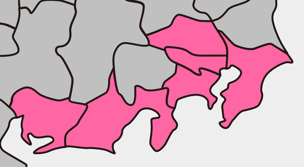 行政書士法人エベレスト東京品川事務所の外国人就労ビザ申請対応地域